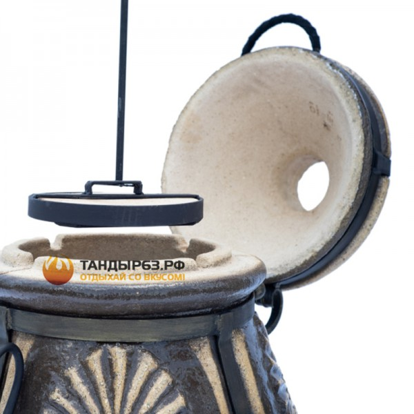 Тандыр Греческий (чёрный)