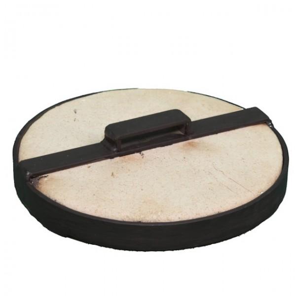 Камень-жароотсекатель для тандыра (Ø24 см)
